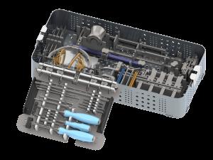 Ancillaire d'Implant Unicompartimental Fixe